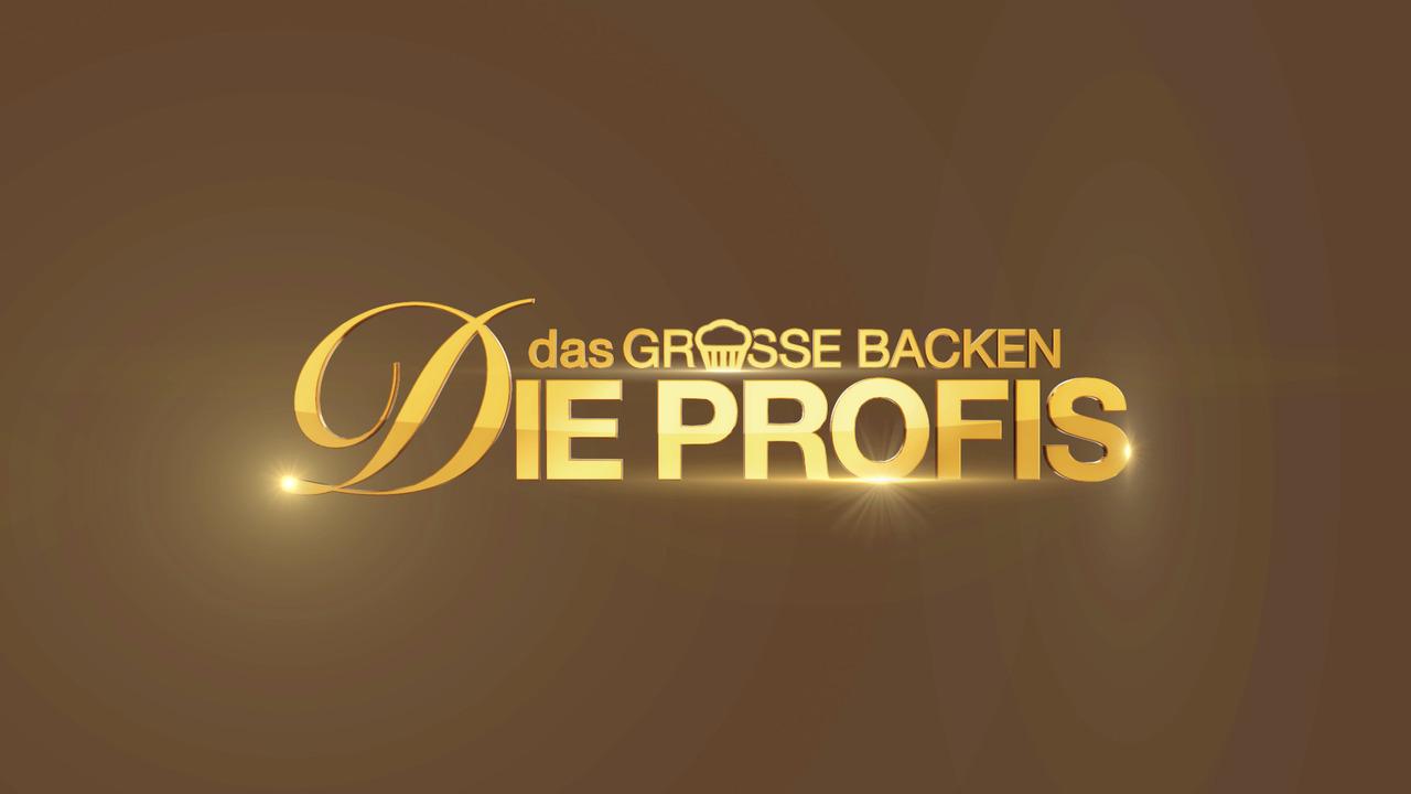 Das große Backen Die Profis Logo
